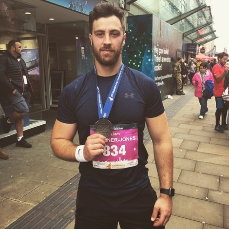 Liam Capener-Jones Swansea Personal Fitness Trainer at Swansea Strength Conditioning